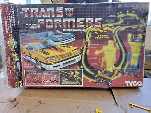 Tyco Transformers Electric Racing Set