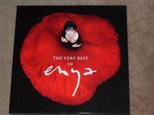 """Enya - The Very Best of Enya (12"""" Picture Vinyl + CD + DVD + book)"""