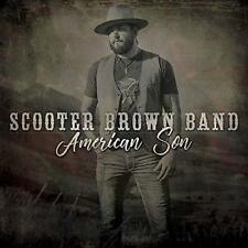 Scooter Brown Band - American Son (NEW CD)