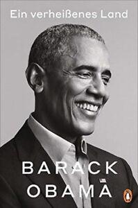 Barack Obama - Ein verheißenes Land - Deutsch - Buch gebunden - Neu - DHL