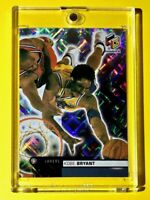 Kobe Bryant HOLOGRFX REFRACTOR UPPER DECK HOT LAKERS CARD INVESTMENT - Mint!