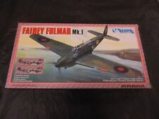 VISTA 0202-1, 1/72 FAIREY FULMAR Mk. I PLASTIC MODEL KIT WITH EXTRA