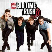BIG TIME RUSH BTR CD BRAND NEW B.T.R. Debut Album