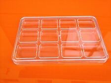 CONTAINER PALETTE FOR LIPSTICK CREAM FOUNDATION CONCEALER JEWELLERY BEADS CRAFTS