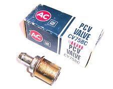 New OEM AcDelco CV758C 6486964 PCV Valve