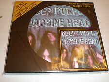 Deep Purple CD Machine Head 24 KT GOLD LIMITED