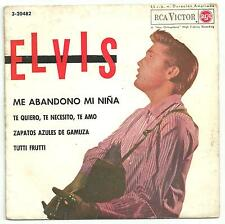 Elvis Presley Blue suede shoes EP from Spain. PRICE DROP!!