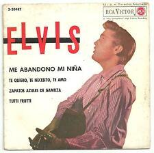 Elvis Presley Blue suede shoes EP from Spain. PRICE DROP!!