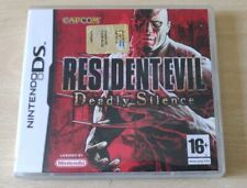 NINTENDO DS 2DS 3DS RESIDENT EVIL DEADLY SILENCE VERSIONE ITALIANA