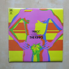 THE KINKS Soundtrack From The Film 'Percy' UK 1st press stereo vinyl LP Pye 1971