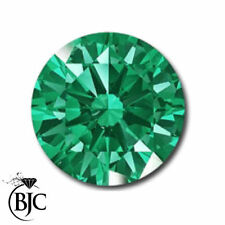 Colombia Natural Round Loose Emeralds