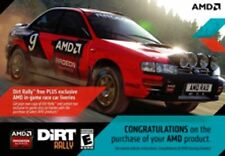 Dirt Rally 2015 PC Racing Video Game Steam Digital Download AMD Gift CODE ONLY