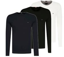 Tommy Hilfiger Herren LANGARM T-Shirt Longsleeve Pullover S-XXL
