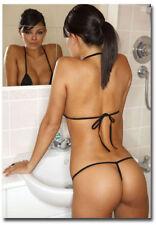 "Mila Kunis Hot Sexy String Bikini Fridge Magnet Size 2.5"" x 3.5"""