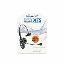 NOB BlueParrott B250-XTS Bluetooth Headset with Micro USB Charging in Black