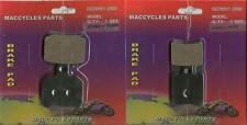 CPI Disc Brake Pads GTR 50 2003-2004 Front & Rear (2 sets)