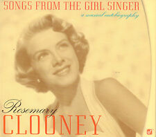 ROSEMARY CLOONEY - SONGS FROM THE GIRL SINGER (2-CD COMPILATION)