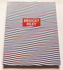 Bridget Riley - Paintings and Drawings  1961-2004 2004 ART EXHIBITION CATALOGUE