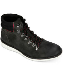 Kenneth Cole Reaction Men's Casino Lace-Up Chukka Boots - Black