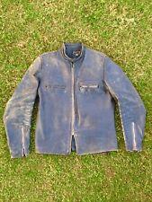 Vintage 1960's Buco J-100 Steerhide Leather Jacket