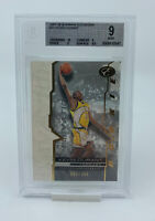 2007 Bowman Elevation #71 Kevin Durant Rookie RC /999 BGS 9 RARE 10 Sub! LOW POP