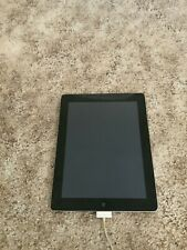 Apple iPad 2 with Wi-Fi+3G 64GBlack - AT&T (2nd generation) - Perfect Condition
