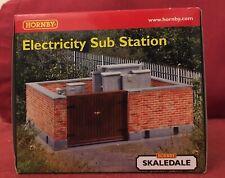 Skaledale by Hornby OO Gauge. Electricity Sub Station R8747. New & Unused.
