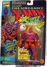 The Uncanny X-Men X-Force 1993 Krule Action Figure by Toy Biz NIB NIP