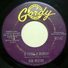 1965 Northern Soul 45 rpm KIM WESTON Thrill A Moment GORDY 7041 Motown Orig VG