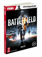 Battlefield 3  Prima Official Game Guide  Prima Official Game Guides