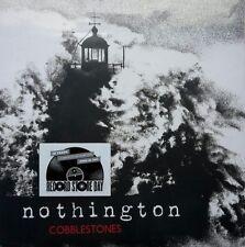 NOTHINGTON Cobblestones 7 inch WHITE VINYL single - Record Store Day 2017 RSD