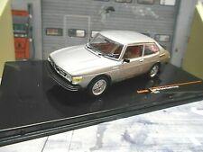 SAAB 99 Turbo Combi Coupe met. grau grey Limousine 1977 NEU IXO 1:43