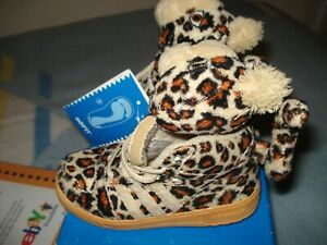 adidas jeremy scott leopard toddler brand new ds never worn us size 7k