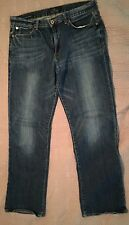 Mens Lucky Brand 361 Vintage Straight Denim Jeans Size 34X32 ** EUC **