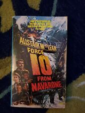 Force 10 From Navarone By Alistair Maclean (1968, Fawcett)