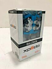 XPEDO BALDWIN PEDALS XMF09AC - blue