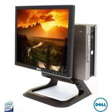 """PCs de sobremesa y todo en uno Intel Dual Core 17"""""""