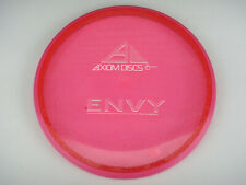 Disc Golf Axiom Proton Envy Putt & Approach Putter 174g Red w/Pink Rim