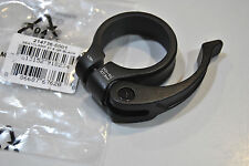 Collier Tige de selle SCOTT 37,8MM QR Noir/SEATCLAMP SCOTT 37,8MM qr
