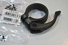 Collarino Reggisella SCOTT 37,8mm QR Black/SEATCLAMP SCOTT 37,8MM QR