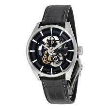 Oris Artix AutomaticSkeleton Dial Mens Watch 734-7714-4054LS