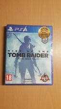 Rise Of The Tomb Raider - 20ème Anniversaire / PS4 / Neuf sous blister