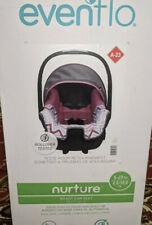 Infant Car Seat Baby Newborn Girl Vehicle Travel Chair Rear Facing Lightweight