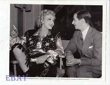Irving Berlin visists Marlene Dietrich VINTAGE Photo Destry Rides Again