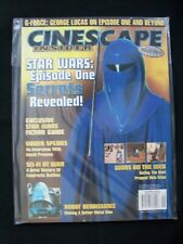 CINESCAPE INSIDER VOL 4 # 5 1998 MAGAZINE MINT CONDITION USA EDITION STAR WARS