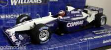 Minichamps 1/43 Scale 400 010126 Williams BMW FW23 Montoya Monza Diecast F1 Car