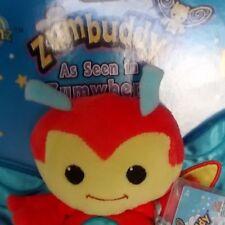 Webkinz Zumbuddy lot of 5 new with tags... zami, zoro,zane,zorth and zap  NEW!!!