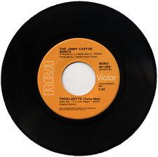 "JIMMY CASTOR BUNCH  ""TROGOLODYTE (CAVE MAN) c/w I PROMISE TO REMEMBER""   LISTEN!"