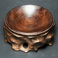 1PCS 100mm INNER diameter Rosewood Stand for Sphere&Egg