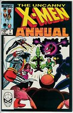 The Uncanny X-Men Annual #7 • Guest-starring The Impossible Man!